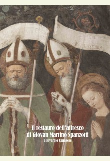 Il restauro dell'affresco di Giovan Martino Spanzotti